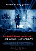 Paranormal Activity - The Ghost Dimension nahled