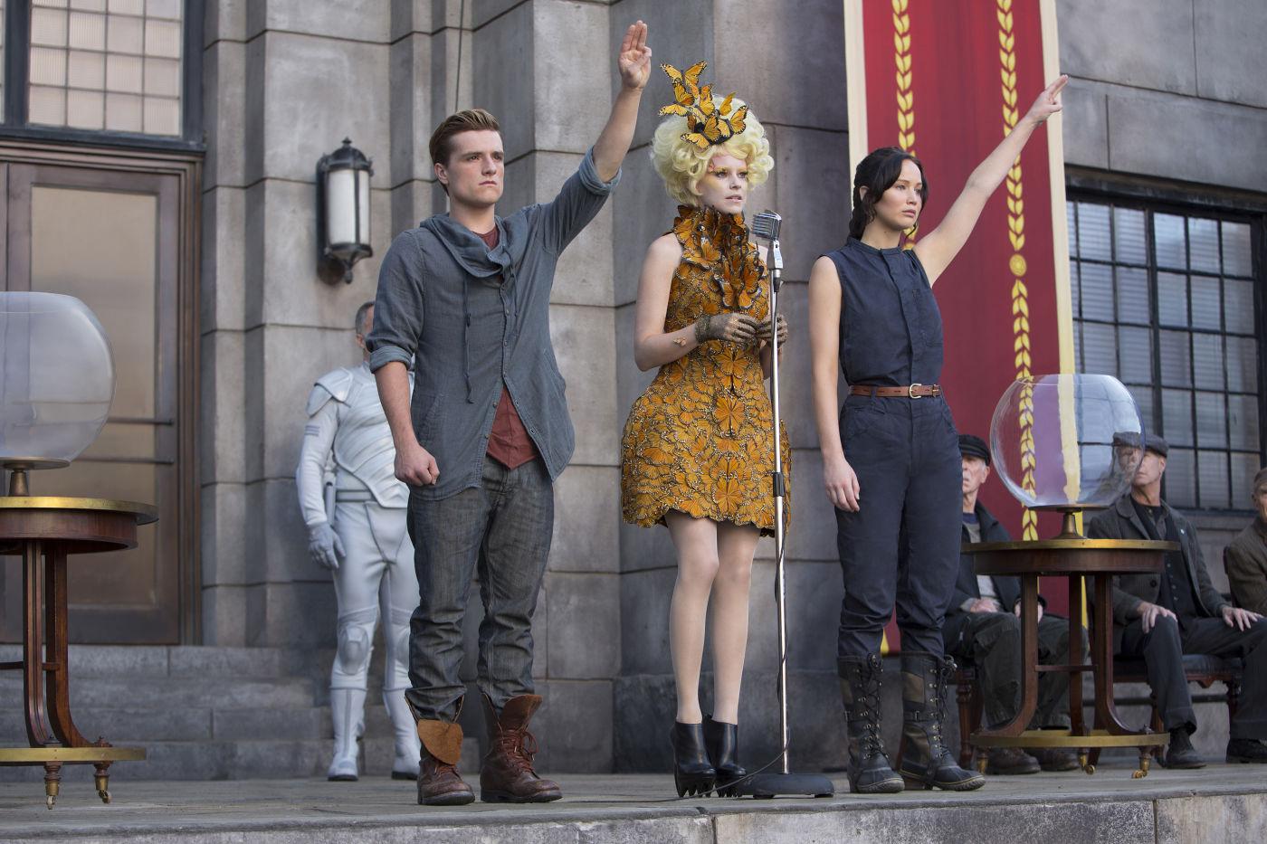 Hunger Games Vražedná pomsta2