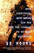13 hodin Tajní vojáci z Benghází