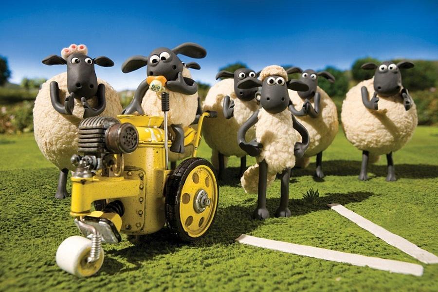 Ovečka Shaun ve filmu2